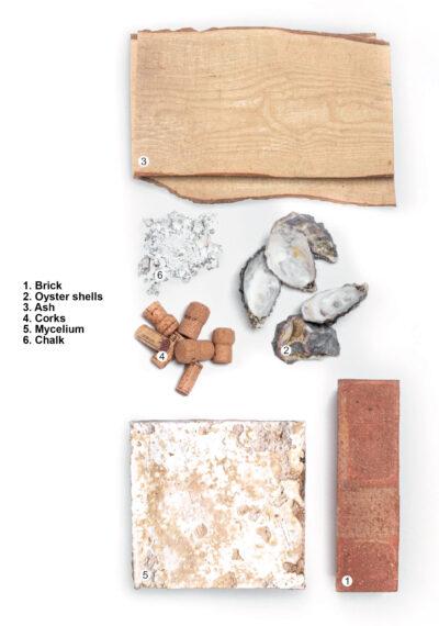 Glynde Bourne Materials