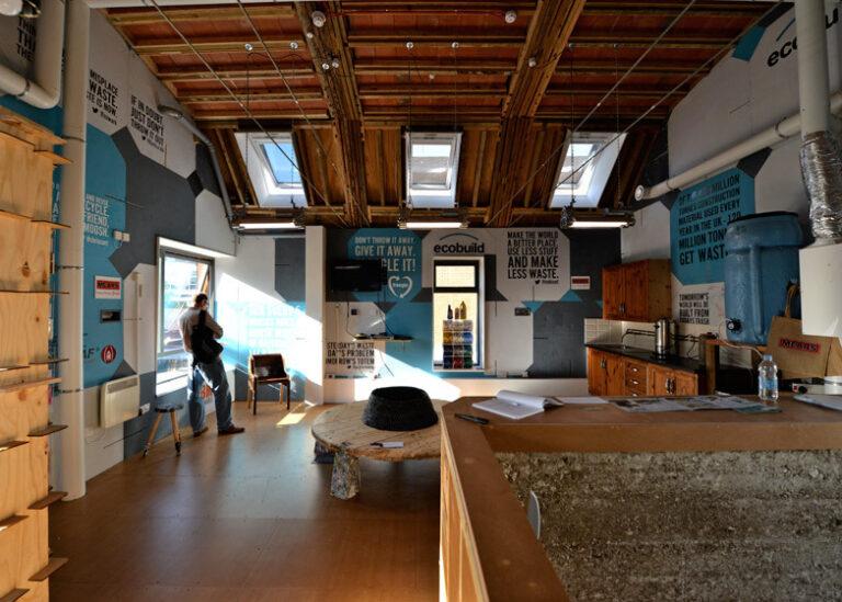 Brighton Waste House by BBM Architects dezeen 784 13