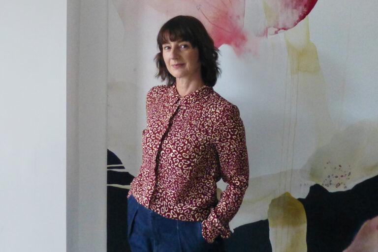 Claire Brooker portrait